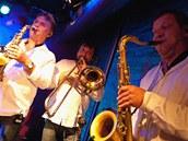 J.A.R. vystoupili 7. září 2011 v pražském klubu Jazz Dock