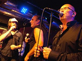 J.A.R. vystoupili 7. z��� 2011 v pra�sk�m klubu Jazz Dock