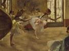 Edgar Degas: Zkou�ka