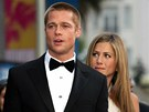 Brad Pitt a Jennifer Anistonov (z 2004)