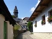Výlet do Štramberka nikdy neomrzí, pohled na věž Trúba.