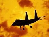 F-15 (ilustrační fotografie)
