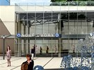 U stanice Nov� Dvory by m�lo vzniknout tak� parkovi�t� P+R.