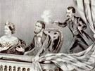 Atentát na amerického prezidenta Abrahama Lincolna