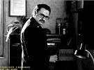 Jak vznikal film Alois Nebel: ukázka z procesu rotoskopie. Zde reálný záběr...