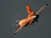 Letoun F-16 nizozemsk�ho letectva