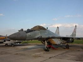 MiG-29 UBS slovenského letectva
