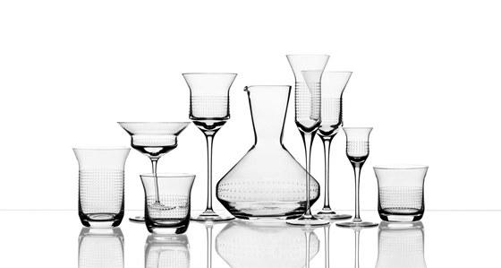 N�pojov� sklo, design Olgoj Chorchoj pro BOMMA