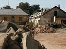 V roce 2011 začala demolice chátrajících jičínských kasáren, místo nich...