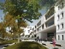 Nová podoba Smíchova - Součástí čtvrtě budou i nové byty