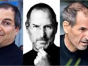 Steva Jobse rakovina i přes nejlepší péči stála život. Boj s nemocí se na něm viditelně podepsal.