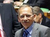Schůze Senátu - Jaroslav Kubera (6. října 2011)
