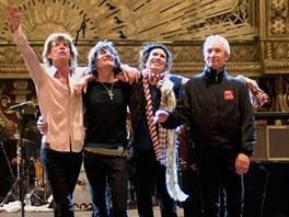 Rolling Stones ve filmu Shine A Light