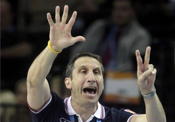 David Blatt, trenér Ruska