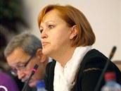 Poslankyn� Lenka Kohoutov� (ODS)