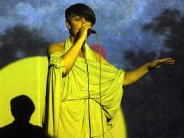 Monika Načeva a Tim Wright představili v Akropoli album Sick Rose