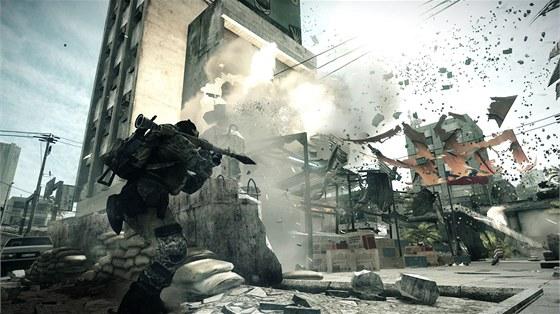Battlefield 3. Stahovatelný obsah Back to Karkand