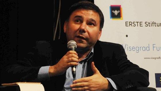 Bulharský politický filozof Ivan Krastěv