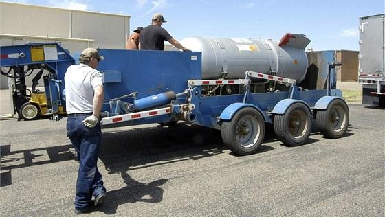 Posledn� jadern� bomba typu B53 (14. �nora 2011)