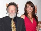 Robin Williams s manželkou Susan