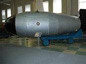 Maketa Car bomby v muzeu