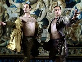 Otto a Jiří Bubeníčkovi zvtárnili svou vášeň pro tanec.