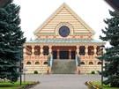 V pardubick�m krematoriu se nat��el slavn� film Spalova� mrtvol