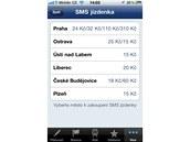 Jízdní řády Mafra.cz (iOS)