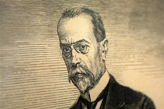 T. G. Masaryk na obraze Maxe �vabinsk�ho