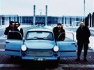 U2 v Berlíně