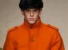 Trendy pánská móda: kabáty v barvě (Burberry)