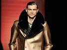 Trendy pánská móda: extravagance u Gaultiera