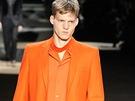 Trendy pánská móda: barevné kabáty (Louis Vuitton)