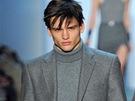 Trendy pánská móda: šedé obleky (Michael Kors)