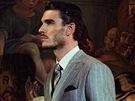Trendy pánská móda: šedé obleky (Pal Zileri)