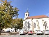 Virtuální prohlídka Litomyšle - Toulovcovo náměstí