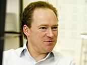 Robert Bishop, architekt a jeden z ředitelů britské architektonické kanceláře