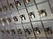 Bezpe�nostní schránky z �eské národní banky