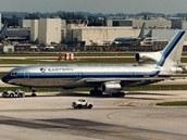 Lockheed L1011 Tristar. Stejn� typ letounu havaroval v Everglades