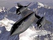 Nejv�konn�j�� pr�zkumn� letoun SR-71, jeho vy�azen� je dodnes �adou lid�