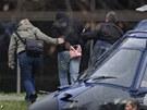 Německá policie zatýká komplice pravicových extremistů Holgera G.