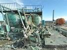 Do poničené jaderné elektrárny Fukušima se vůbec poprvé od katastrofy podívali