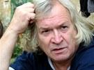 Básník, publicista a kritik Ivan Martin Jirous (na snímku z 16. září 2004)