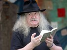 Básník, publicista a kritik Ivan Martin Jirous (na snímku z 18. září 2007)
