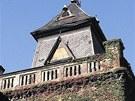 Chátrající vila na okraji Pardubic, ve které zabíjeli nacisté