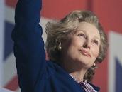Meryl Streepov� ve filmu �elezn� lady (2011)