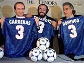 T�i teno�i aneb Jos� Carreras, Luciano Pavarotti a Placido Domingo - Pa�� (6.