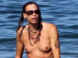 Steven Tyler na Havaji