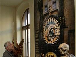 Nově otevřená Expozice času vrací Šternberku přízvisko města hodin. Také má