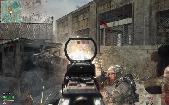 S�rie Call of Duty regeneraci zdrav� proslavila.